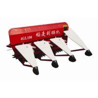 柴油机割晒机型号 四轮车前置配不同宽幅割台