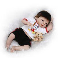 新款火爆热卖全胶可入水宝宝 服装模特 新生儿摄影道具