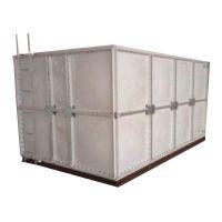 厂家加工 SMC 不锈钢水箱  玻璃钢消防水箱 玻璃钢保温水箱定制
