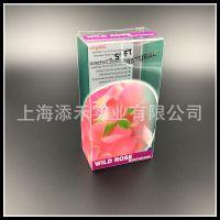 添禾厂家私人订制柔软线PET PP PVC胶盒透明盒UV印刷礼品保健品盒