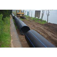 太原PE给水管大口径外径250和315厂家批发