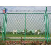 廉江牛蛙养殖铁丝围栏网 美观100亩需要多少米围栏厂家报价
