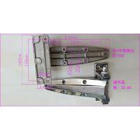 (304不锈钢铰链)BHC1460 不锈钢铰链1460半埋门铰链工厂直销量大从优