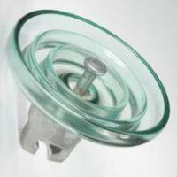 沧州厂家直销LXP-120标准型钢化玻璃绝缘子