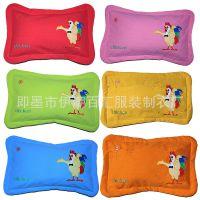 小号纯棉韩版卡通荞麦壳儿童枕头新生儿婴儿定型枕公鸡外贸枕头