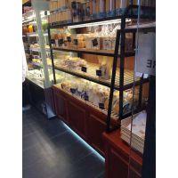 蛋糕柜冷藏展示柜玻璃商用水果熟食甜品保鲜冰柜风冷台式蛋糕柜