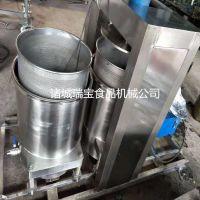 瑞宝YZ-100型酱菜压榨机 自动挤压机