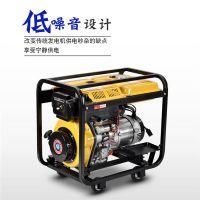 上海5000瓦柴油发电机YT6800E3厂家