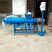 宇悦猪粪脱水机动物粪便固液干湿分离脱水机/ 农猪粪干湿分离机