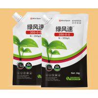 代替尿素追肥 广谱型 液体氮肥 绿风速液体缓释氮肥厂家招代理