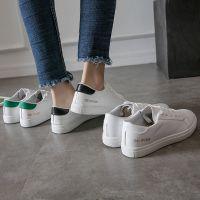 皮面小白鞋女ins超火的鞋子2018新款春季chic帆布鞋学生韩版板鞋
