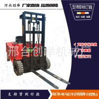 全电动堆高车3吨堆高叉车液压装卸车 专业提供小型电动叉车