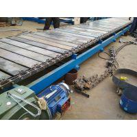 链板输送机价格定制 家电生产线板式输送机