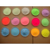 注塑专用夜荧光粉 塑胶料荧光粉 挤出夜荧光粉