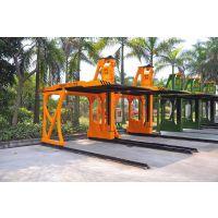 (全国回收)出租机械立体车库设备{工字钢} 300V DH-138-188---44469