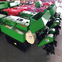 柴油自走式开沟施肥机-果园施肥旋耕一体机-单独开沟回填机价格