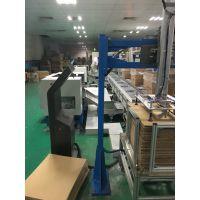 厂家供应二轴直角坐标机器人堆码机