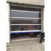 安装维修抗风卷帘门,侧向水晶卷帘门,透明卷帘门,车库卷帘门