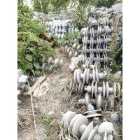 高压线路悬式瓷瓶回收价格