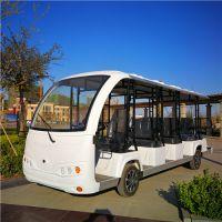供应电动观光车zxgg-14型14座版厂家直供