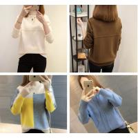 便宜服装秋冬长袖毛衣韩版女装上衣打底衫几元女士上衣尾货毛衣处理低价清