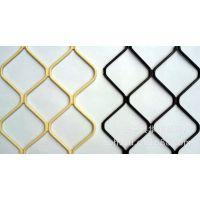 供应涂塑铝美格网、80mm孔铝美格网、花格网、美格铝网