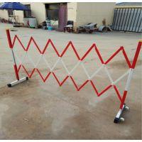 供应国标标准伸缩护栏 移动绝缘片式安全围栏 物美价廉款式