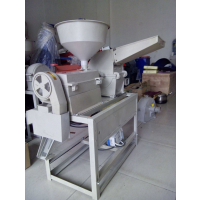 石狮商用330型碾米机 农村黄谷子脱皮碾米机生产工厂