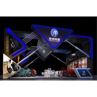 展台设计营销力 展会现场营销快速签单 广交会展台3D模型
