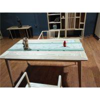 成都仿古家具定制_禅意会所家具定制_定制纯实木餐桌