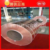 成都现货供应T2/T3止水紫铜带  电解紫铜带 TU1紫铜带 批发加工
