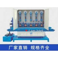 拉丝机 平面五组输送式水磨拉丝机 干湿两用水磨机 多头水砂机 LC-ZL615-5
