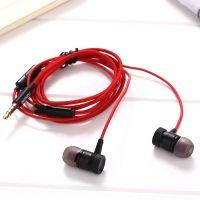 智能语音通话手机耳麦 金属入耳式带麦克风重低音耳塞 厂家直销