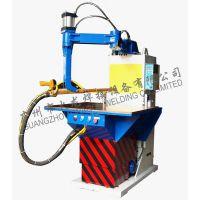 广州火龙牌可升降式平台点焊机 不锈钢钣金箱体无痕点焊机