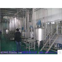 承建年产1000吨水果深加工果汁饮料生产线