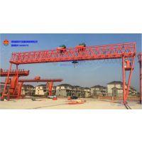 新东方广东项目140吨龙门吊