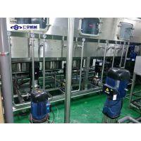 让质量受到更好的认可,找专业的纯净水生产线厂家