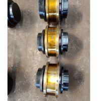 供应特惠 单缘铸钢重型车轮组 50SiMn材质行车轮子