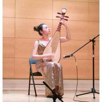 嘉善琵琶表演 琵琶两千多年的历史