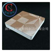 广东建筑沙盘模型材料 广告塑料板 PVC板 发泡板 安迪板 雪弗板材料贴膜板可雕加工