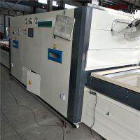 厂家直售底加温真空覆膜机 全自动双工位覆膜机 衣柜门橱柜覆膜机