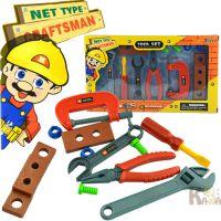 3255仿真家用维修工具套装 男孩过家家玩具 儿童益智早教玩具
