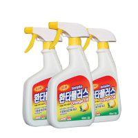 韩国进口家用除油剂 Fanta芬达高效多功能油垢清洁剂 650ml