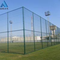篮球场围栏造价 篮球场围网尺寸