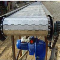 不锈钢链板输送机价格定制 升降式链板输送机视频加工厂家