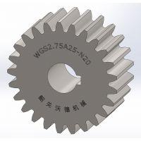 供应标准直齿轮【 M2.75 】,A型,精密齿轮,正齿轮