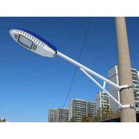 LED挂臂式路灯 LED靠臂式太阳能路灯多少钱一套