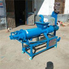 畜禽粪便污水处理设备 沼气粪便干湿分离机