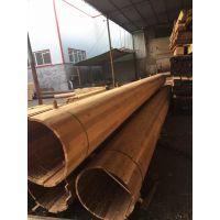 厂商港榕支持来图制造 户外园林景观木材 古建筑加工