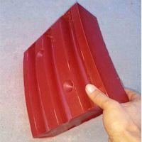 钢丝绳用GM-3摩擦衬垫 高耐磨进口材料胶垫